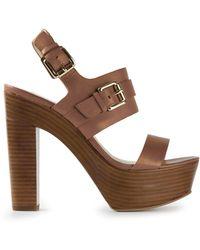 MICHAEL Michael Kors 'Beatrice' Sandals - Lyst