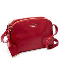 Kate Spade Cedar Street Patent Mandy Bag - Lyst