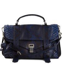 Proenza Schouler Small Ps1 Shoulder Bag - Lyst
