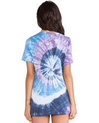 Cast Of Vices - Tie Dye Tshirt - Lyst
