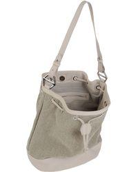 Gianfranco Ferré Handbag beige - Lyst