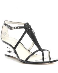 Boutique 9 Black Jacinta Wedge - Lyst