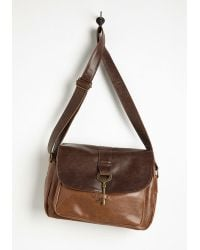 Nila Anthony - Keystone State Bag In Whiskey & Molasses - Lyst