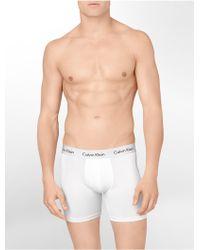 Calvin Klein Underwear Micro Stretch 2 Pack Boxer Brief - Lyst