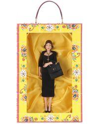 Dolce & Gabbana Immacolata Ceramic Doll - Lyst