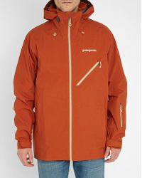 Patagonia | Untracked Orange Jacket | Lyst