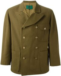 Jean Paul Gaultier Junior Gaultier Military Coat - Lyst