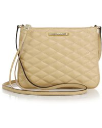 Rebecca Minkoff Kerry Quilted Crossbody Bag - Lyst