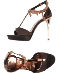 Luis Onofre Sandals - Lyst