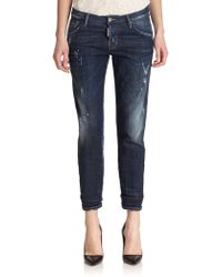 DSquared² Hockney Jeans blue - Lyst