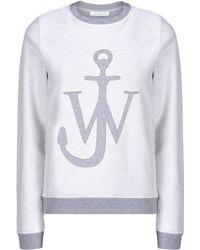J.W. Anderson Sweatshirt - Lyst