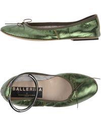 Golden Goose Deluxe Brand Ballet Flats - Lyst