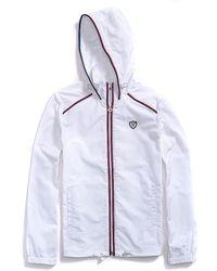 Tommy Hilfiger Sporty Hooded Jacket - Lyst