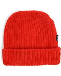 Paul Smith Bright Day Red Hat - Lyst