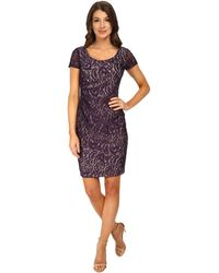 Nydj All Over Lace Dress - Lyst