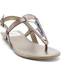 DV by Dolce Vita Flat Thong Sandals - Allura - Lyst