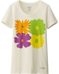 Uniqlo Women Sou・Sou Short Sleeve T-Shirt - Lyst