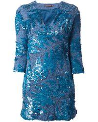 Antik Batik Ethan Embellished Dress - Lyst