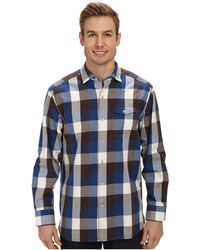 Tommy Bahama Buffalo Twill Ls Button Up - Lyst