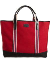 T. Anthony Red Boating Tote - Lyst