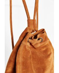 382f226ec6 Ecote - Drawstring Hobo Backpack - Lyst