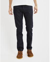 Calvin Klein | Jeans Slim Straight Jean Blue | Lyst