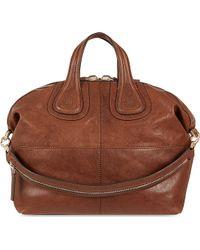 Givenchy Nightingale Medium Over The Shoulder Handbag - Lyst