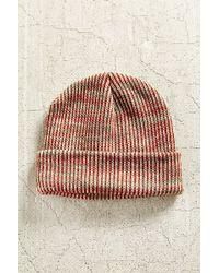 BDG - Ribbed Knit Cuffed Beanie - Lyst
