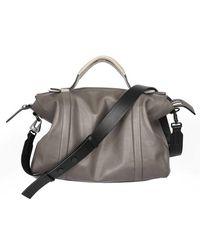 Rag & Bone 'Aston' Leather Satchel - Lyst