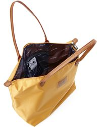 It's The Girl By Junior Drake - Camel Tote - Lyst