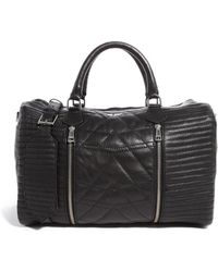 Zadig & Voltaire - Sunny Leather Quilted Bag - Lyst