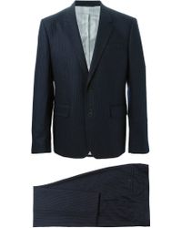 Ann Demeulemeester Grise - Pinstripe Two Button Suit - Lyst