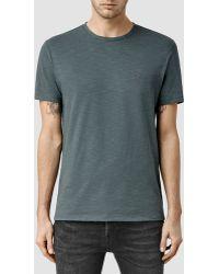 AllSaints | Soul Crew T-shirt | Lyst
