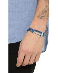 Miansai - Modern Anchor Wrap Bracelet - Lyst
