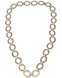 Kathy Kamei - 'couture' Long Necklace - Lyst