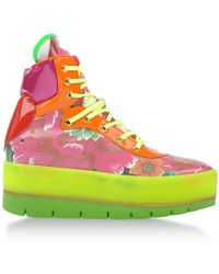 Manish Arora Hightop Sneakers - Lyst