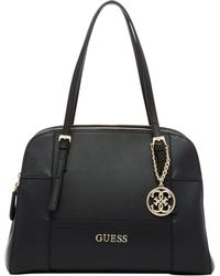Guess Huntley Cali Satchel - Lyst