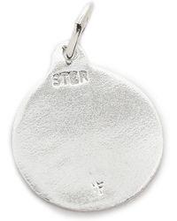 Helen Ficalora Sis Charm - Silver