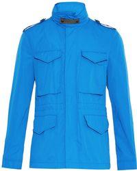 Burberry Brit - Brettson Showerproof Field Jacket - Lyst