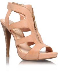 Jessica Simpson Carmyne High Heel Sandals - Lyst
