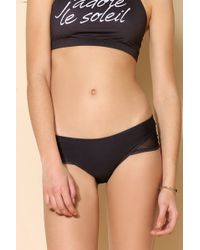 Urban Outfitters - Uo Mel Mesh Bikini Bottom - Lyst