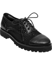 Steve Madden Brinkkly Lace-Up Oxfords - Lyst
