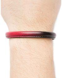 Hook + Albert - Cuff Bracelet - Lyst