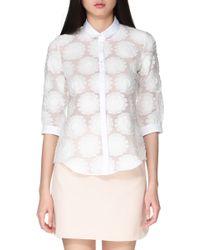 Cacharel Shirt / Blouse - 15Efp219426 - Lyst