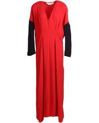 Marni Long Dress - Lyst