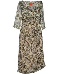 Vivienne Westwood Red Label Kneelength Dress - Lyst