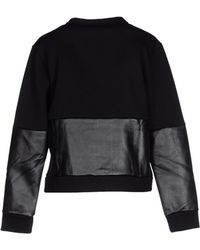 American Retro Sweatshirt black - Lyst