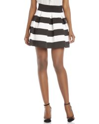 Honey Punch - Bandage Skater Skirt - Lyst