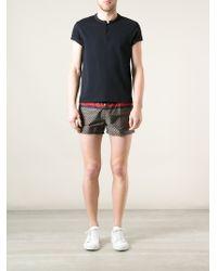 Gucci Printed Swim Shorts multicolor - Lyst