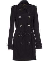 Burberry Brit Full-Length Jacket - Lyst